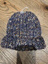 NWT Baby Gap Girls  Size S/m Wool Hat Fall Winter Fun Trendy Holidays Trip