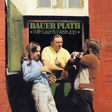 Krautrock CD Witthüser & Westrupp Bauer Plath