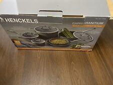 J.A. Henckels International 1199882 Capri Granitium 10 Piece Cookware Set*