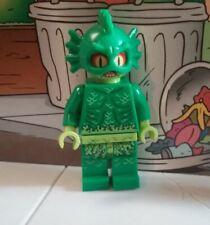 Monster Fighters lego mini figure SWAMP CREATURE 9461