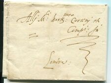 1590  - Very early CORSINI Letter from Venice to London