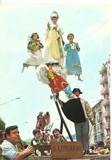 CAMPOBASSO - SAGRA DEI MISTERI  ( Festa del Corpus Domini ) - S. LEONARDO