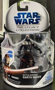 Star Wars - The Legacy Collection - Battle Damaged Darth Vader