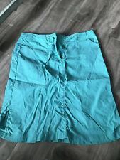 Mountain Equipment Co-Op MEC Green Skirt Women's Size 6 Made in Canada Waist