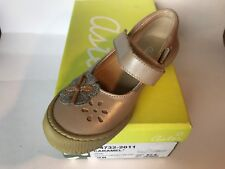 chaussures FILLE ASTER CARAMEL taille 28 neuve N°141