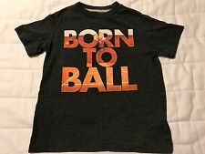 OLD NAVY ACTIVE GO-DRY BASKETBALL BOYS T-SHIRT ~ SIZE S