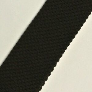 Solid Brown TREVIRA  Polyester Skinny Slim Trunk Tie