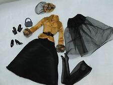 Barbie Dior Style Fashion Silkstone Fashion Royalty Newly De-boxed Free U.S Ship