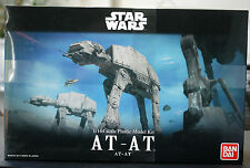 Star wars at-AT, 1:144, Bandai 214476 nuevo 2017