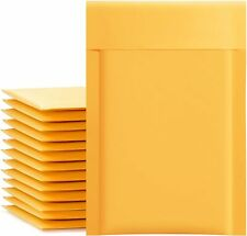 6x10 Kraft Bubble Mailers Shipping Mailing Padded Bags Envelopes Self Seal 25pk