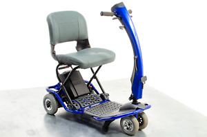 Used Mobility Scooter Light Weight Transportable 3 Wheel with Stabilisation