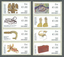 History of Ireland in 100 objects phase III 2019 mnh set