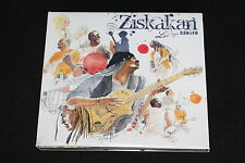 ZISKAKAN   CD + DVD   LIVE AT SAKIFO