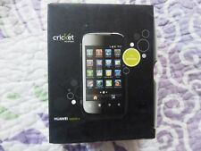 Huawei Ascend II- M865 - White (Cricket) Smartphone NOT ACTIVATEB BY CRIKET