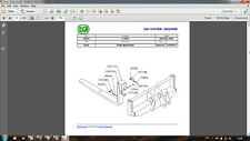 Merlo Roto 30.16 parts catalog in PDF format