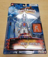 Power Rangers Dino Thunder White Triptoid figure Bandai 2003 unopened package