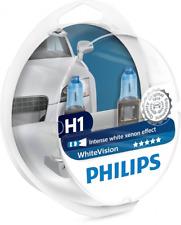 Philips 12258WHVSM WhiteVision Bombilla para Faros Delanteros con Efecto Xenon H