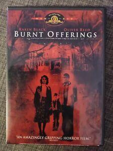 Burnt Offerings dvd. Region 1 locked