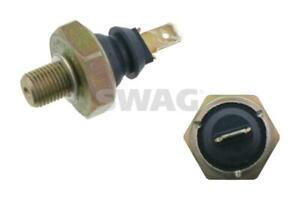 SWAG Oil Pressure Switch 30 23 0002 fits Volkswagen Jetta 1.6 D (1G)
