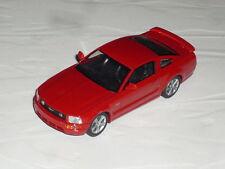 Nuevo 1:43 IXO Ford Mustang V8 n 2005 2006 Shelby GT350 GT GT40 cobra GT500 Roush
