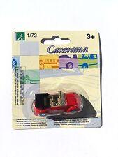 CARARAMA VW BEETLE  HONGWELL VOLKSWAGEN BUG 1:72 SCALE