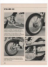 Pubblicità epoca 1971 KTM 100-125 MOTO MOTOR advert werbung publicitè reklame