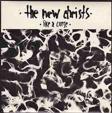 "THE NEW CHRISTS - like a curse / sun god 7"""