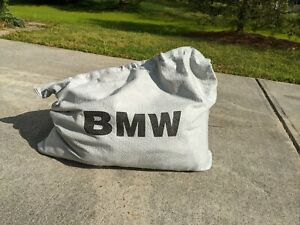 BMW 1 Series Genuine Factory OEM 82110036863 Outdoor Car Cover 2008 - 2012