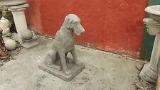 Great Dane statue ( garden statue dog ornament )