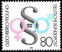 1230 postfrisch BRD Bund Deutschland Briefmarke Jahrgang 1984