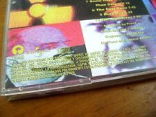 U2 -ZOOROPA- CD ultra rare Colombia press Universal Music..