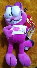 Garfield Valentine's Day Plush Toy 12