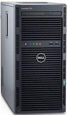 Dell PowerEdge T130 Server E3-1220 v6 32GB 2x2TB  H730 Window 2012 R2 Foundation