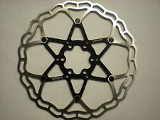 Carver Bikes Two Piece Vented Disc Brake Rotor 180mm