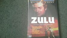 Zulu/Michael caine usa/ca reg 1 plays on ps3/ps4 free p&p
