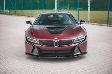 CUP Spoilerlippe für BMW i8 Spoilerschwert Frontspoiler Lippe Frontspoiler