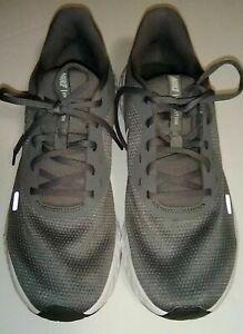 Nike Revolution 5 Cool Grey/Platinum   BQ3204-005   Running  Men's Size 12
