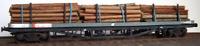 Cambrian C85 OO Gauge BR BSW Bogie Steel Wagon Kit