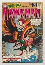 Brave and the Bold #43 (1962) VG (4.0) ~ Hawkman ~ Joe Kubert ~ Gardner Fox