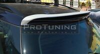 ML W 164 Rear Roof Spoiler Boot Wing window Cover Door Trim Tailgate Lid Lip AMG
