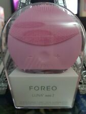 Foreo Luna Mini 2 Facial Clenasing Device. Pearl Pink  💯Authentic. NiB. Free...