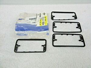 NOS 1987-1996 Regal Lumina Cutlass Front Door Outside Handle Gaskets(4)  dp
