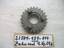 Honda CB 50 J , CY 50 , XL50 Zahnrad Hauptwelle 4.G. (24T) / 23501-151-000
