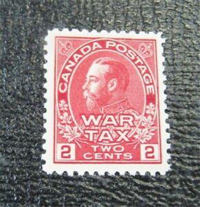 nystamps Canada War Tax Stamp # MR2 Mint OG NH $60   J15x2356