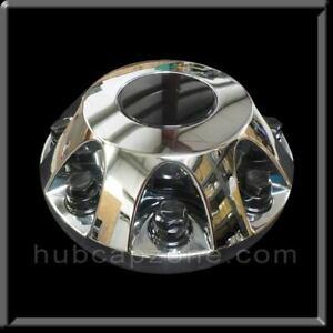 "GMC Sierra 3500 Center Cap 17"" Dually Chrome Replica Front hubcap 2011-2021"