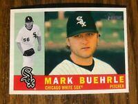 2009 Topps Heritage  #1 Mark Buehrle Chicago White Sox  NrMt