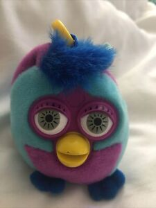 Mini Furby Clip From A McDonald's Happy Meal. Year 2000