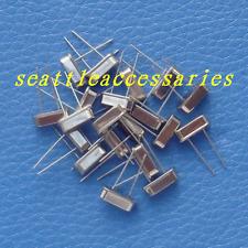 10pcs 100MHZ/100 MHz Quartz Crystal Oscillator HC49/S HC-49S Low Profile
