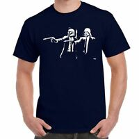 ALM786t-Mens Funny Sayings Slogans T Shirts-Pulp Fiction-Storm Trooper-Star Wars