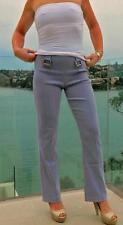 VINTAGE  Evoke  Australia  1980s Original Lavender Retro Hip Pants